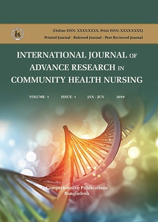Community Health Nursing Cover Page